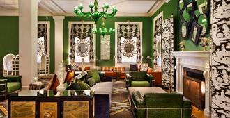 摩纳哥华盛顿特区金普顿酒店 - 华盛顿 - 休息厅
