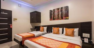 阿德诺克酒店 - 孟买 - 睡房