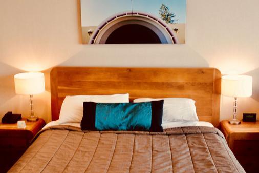纳皮尔鹦鹉螺酒店 - 纳皮尔 - 睡房