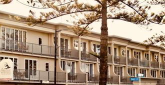 纳皮尔鹦鹉螺酒店 - 纳皮尔 - 建筑