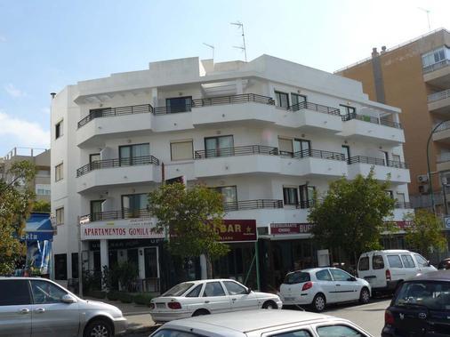 戈米拉公园公寓式酒店 - 马略卡岛帕尔马 - 建筑