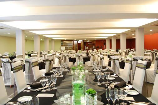 布拉加黄金郁金香Spa酒店 - 布拉加 - 宴会厅