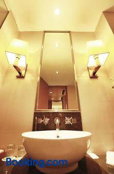 南京湖滨金陵饭店 - 南京 - 浴室