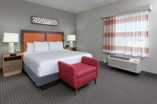 达拉斯爱之田拉金塔旅馆及套房 - 达拉斯 - 睡房