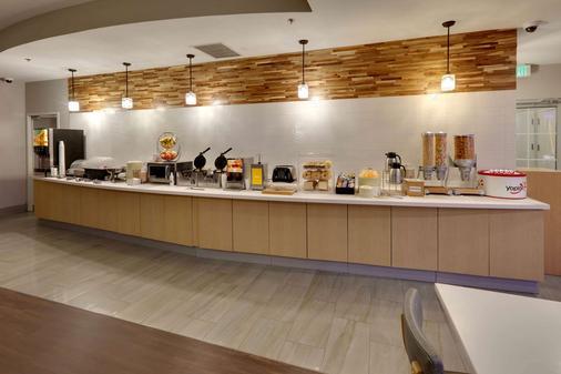 达拉斯爱之田拉金塔旅馆及套房 - 达拉斯 - 自助餐