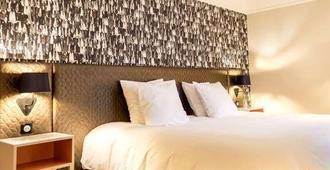 都会大洋洲酒店 - 蒙彼利埃 - 睡房