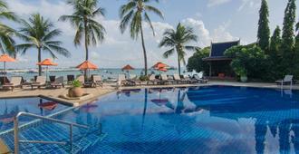 暹罗海岸酒店 - 芭堤雅 - 游泳池