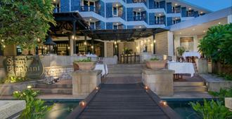 暹罗海岸酒店 - 芭堤雅 - 建筑