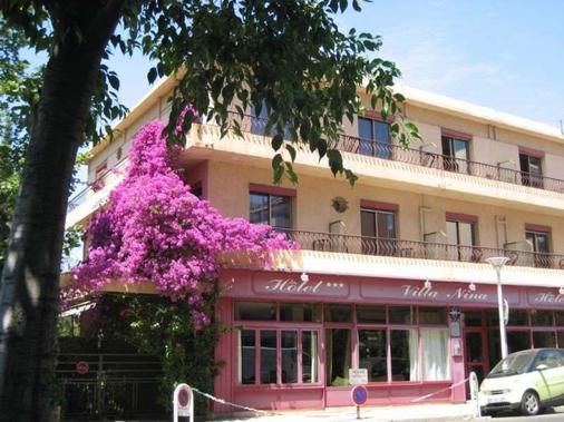 尼娜别墅酒店 - 安提伯 - 建筑