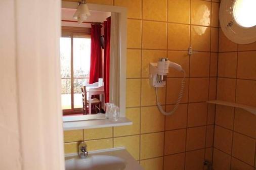 尼娜别墅酒店 - 安提伯 - 浴室