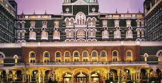 孟买泰姬陵塔酒店 - 孟买 - 建筑