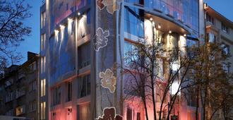 鲜花精品酒店 - 索非亚 - 建筑