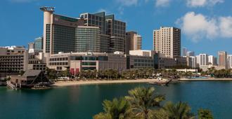 罗塔娜海滩酒店 - 阿布扎比 - 建筑