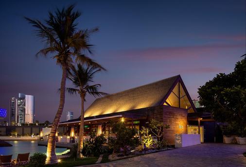罗塔娜海滩酒店 - 阿布扎比 - 海滩