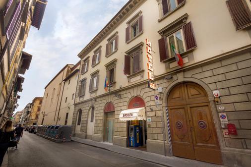 佛罗伦萨巴赛利亚酒店 - 佛罗伦萨 - 建筑