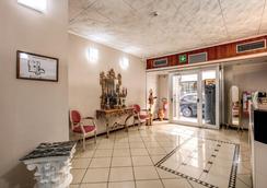 佛罗伦萨巴赛利亚酒店 - 佛罗伦萨 - 大厅