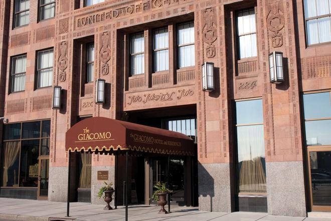 吉亚科莫酒店-埃森德典藏酒店成员 - 尼亚加拉瀑布 - 建筑