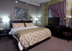 吉亚科莫酒店-埃森德典藏酒店成员 - 尼亚加拉瀑布 - 睡房