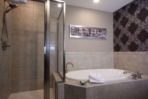 贾科莫酒店——阿桑德酒店集团成员 - 尼亚加拉瀑布 - 浴室
