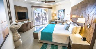 普拉亚德尔卡曼巴拿马杰克度假村 - 式 - 卡门海滩 - 睡房