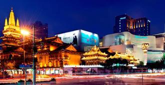上海宏安瑞士大酒店 - 上海 - 建筑