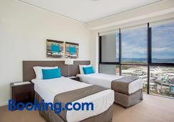 曼特拉塞拉豪华酒店 - Broadbeach - 睡房