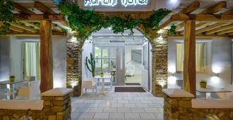 阿德里安尼酒店 - 纳克索斯岛 - 露台