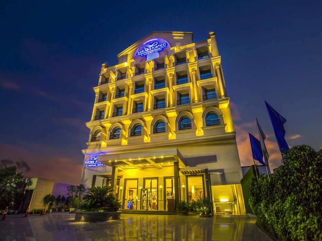 沙诺瓦波提科酒店 - 贾朗达尔 - 建筑