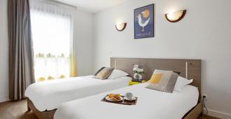 马赛高商城市公寓酒店 - 马赛 - 睡房