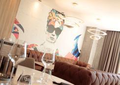 基里亚德查尔特酒店 - 沙特尔 - 餐馆