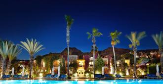 迪万博德鲁姆帕尔米拉酒店 - 博德鲁姆 - 游泳池