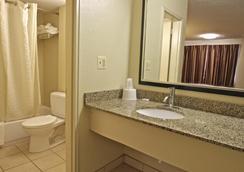 华盛顿特区会议中心 6 号汽车旅馆 - 华盛顿 - 浴室