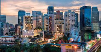 皇家园景酒店 - 曼谷 - 户外景观