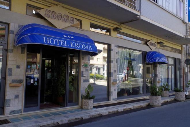可洛马酒店 - 拉古萨 - 建筑
