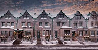 贝尔维尤城堡酒店 - 魁北克市 - 建筑