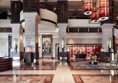 河内索菲特广场酒店 - 河内 - 大厅
