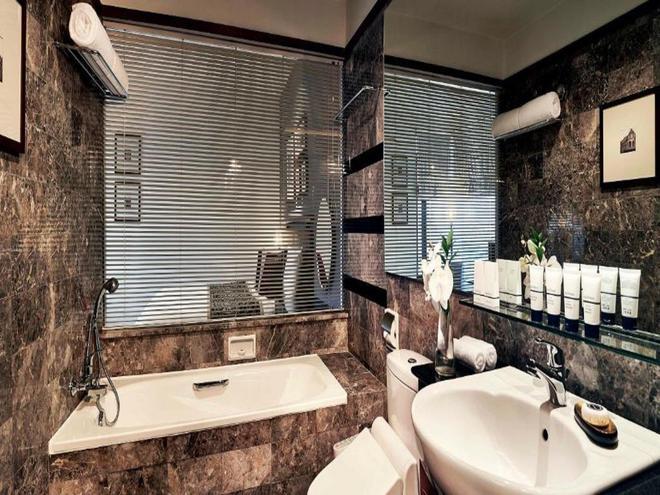 河内索菲特广场酒店 - 河内 - 浴室