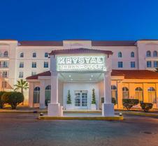 华雷斯城美国领事馆克里斯塔尔城市酒店