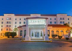 华雷斯城美国领事馆克里斯塔尔城市酒店 - 华雷斯城 - 建筑