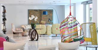 雅典娜格兰德酒店 - 雅典 - 休息厅