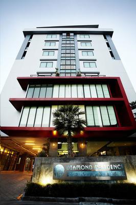 拉差达钻石酒店 - 曼谷 - 建筑