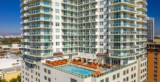 阿里亚酒店 - 贝斯特韦斯特顶级精选 - 迈阿密 - 建筑