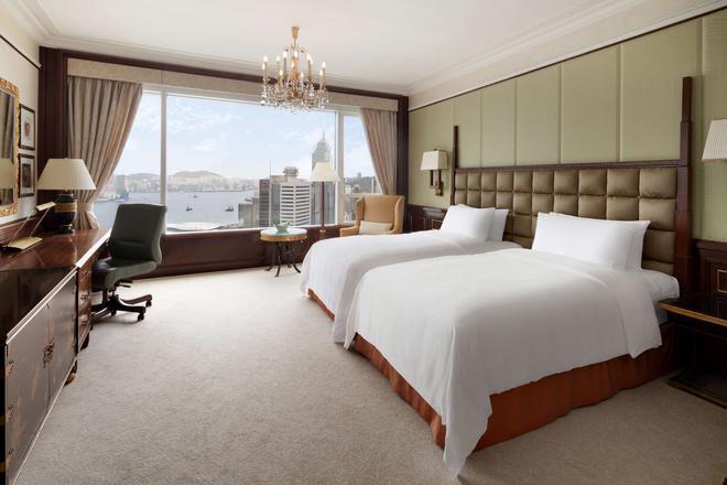 港岛香格里拉大酒店 - 香港 - 睡房