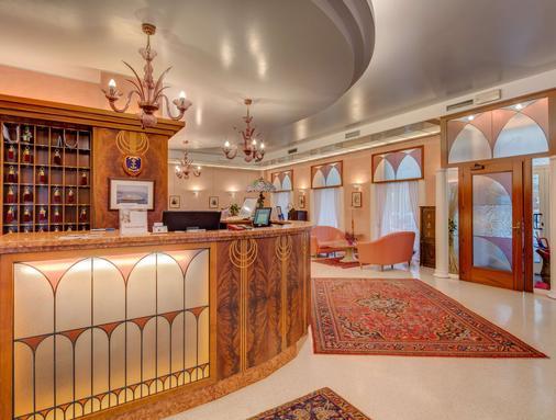 贝斯特韦斯特圣吉斯托酒店 - 的里雅斯特 - 柜台