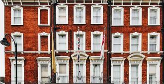 伦敦贝利酒店 - 伦敦 - 建筑