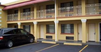 Vista Inn & Suites Beale Street - 孟菲斯 - 建筑