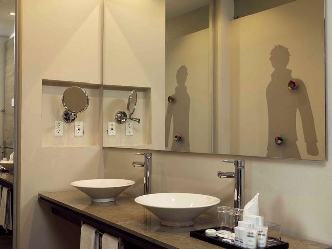 美居波哥大bh佐纳金融酒店 - 波哥大 - 浴室