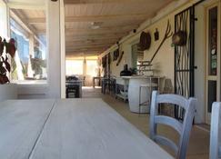 穆拉尔乡村民宿 - 奥尔比亚 - 睡房