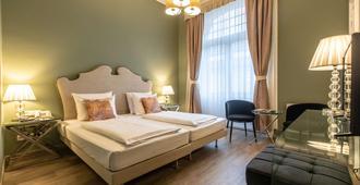 法兰克福莫诺普尔酒店 - 法兰克福 - 睡房