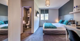 BDX 酒店 - 收藏家 - 波尔多 - 睡房